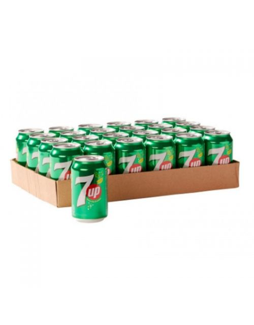 7-up tray 33cl
