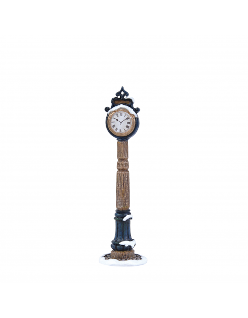 LuVille Station clock