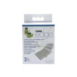 Fluval Edge Carbon Clear & Clear Renewal Sachet